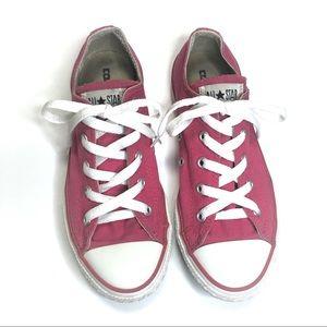 Kids Pink Converse